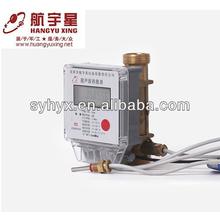 Wireless ultraschall gerades rohr einstrahl vertikale Wohn- wärmezähler omil Qualität