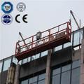 Zlp800 suspendue plateforme de nettoyage fenêtre, fenêtre de nettoyage plateforme de travail