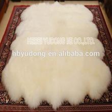 customized sheepskin underlay