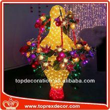 Best sale Acrylic flower vase decoration