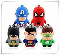 Cartoon character usb flash drive, Cheap usb flash drive
