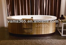 hot sale foshan high end design ideas hot tub outdoor spa made in china