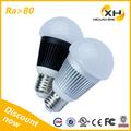 Vente en gros ul approuvé smd 7w a19 e27 ampoules led haute puissance d'importation