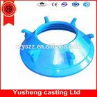 cone crusher concaves, Manganese cone crusher bowl liner, Manganese cone crusher mantles