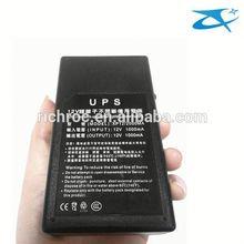 5V/9V/12V/19V/24V video camera battery 6wh-133.2wh