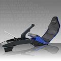 playseat juego de carreras del asiento del asiento jugar f1 simulador