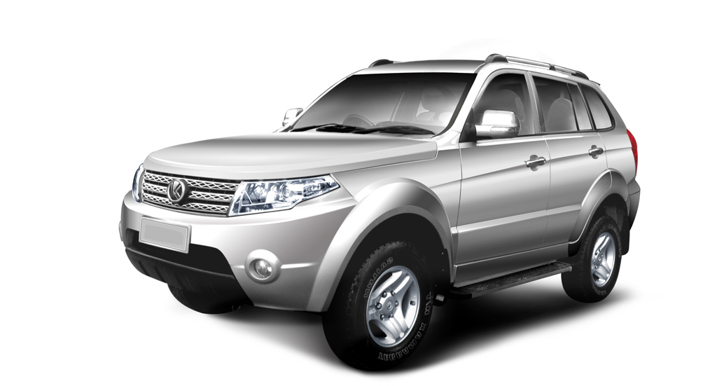 KINGSTAR PLUTO BY6 2WD & 4WD Diesel Chinese SUV