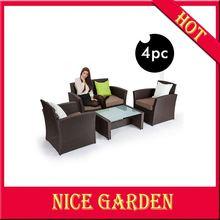 2014 Hot Sell All Weather rattan garden furniture sunroom wicker furniture