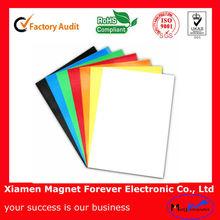 A4 Flexible Magnetic Sheet rubber magnet