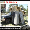 hot sale 4wd roof top tents with back awning and ladder