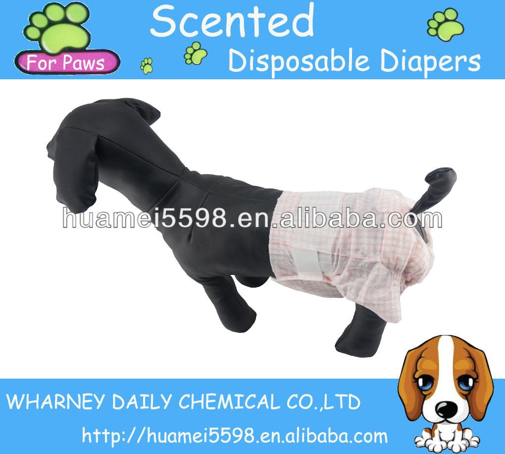 Bathtub Pet Diapers