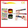 Hot Selling Fashion Newest Printed Slap Bracelet