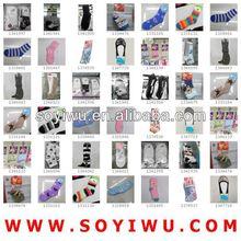 calze per bambini usa e getta produttore da mercato di yiwu per i calzini