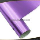 Chrome mirror sanding purple car wrap vinyl film ,chrome vinyl roll sheet adhesive sticker