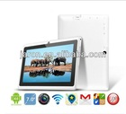 ATM7021 Android 4.2 OS Tablet PC with WIFI made in China