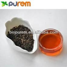 10-40% Theaflavin Black Tea Extract Powder