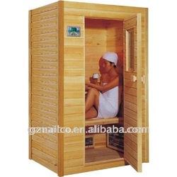 2014 newest style LK-212A gunagzhou beauty equipment far infrared sauna cabin