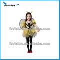 lovely abelha carnaval das crianças vestuário para meninas