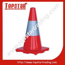 traffic cone pole