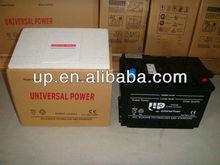 Maintenance Free Automotive Batteries - 12V66AH