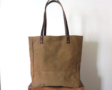 canvas tote bags, wax canvas tote bag, canvas leather tote bag