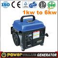 Benzin 650w generator elektrischen anlasser digitale inverter benzin Stille 220v dc 12v generator 2- Takt motoren teile zh950