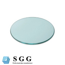 Excellent quality clear float glass for coffee table