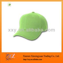 Fashion Men Sports Plain Custom Baseball caps Wholesale