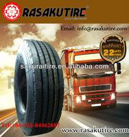 315/80R22.5 11R22.5 295/80R22.5 rib pattern rasakutire radial truck tire retread tires for light truck