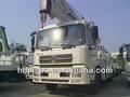La venta de la fábrica dongfeng 4*2 24m montados en camiones de trabajo aéreo cesta