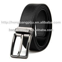 2015 Fashion Black Cow Leather Women Belt
