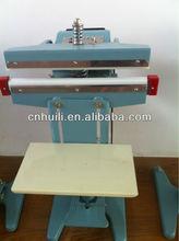 Plastic heating pedal sealer PFS-450