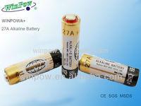 good sale high capacity 12v 27a a27 alkaline battery l828