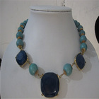 Fashion Jewelry Trendy Spring Design For 2014 Long Chain Statement Necklace Jewelry Wholesale China