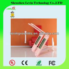 Folding Portable Reading Desk Lamp LED USB Port