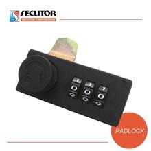 Safe Number Cabinet Plastic Combination Lock
