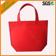 2014 Hot Non Woven Candy Color Boat Shopping Tote Bag