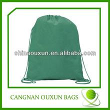 Vivid color non woven bag drawstring
