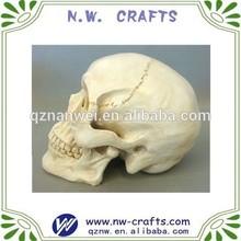 Resin skulls for crafts gifts