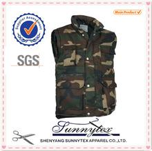 China Custome Made Men's fishing hunting vest