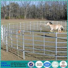 Cheap galvanized portable metal horse livestock farm fence panel
