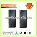 Atmel ic composants électroniques clavier du téléphone mobile ic atmega162-16pu