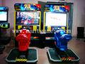 video juego de ataque del motor de carreras juego de la máquina