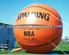 2015 inflatable basketball