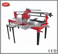 Hand gem stone cutting table saw machine