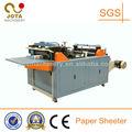 Máy cắt chính xác tiết kiệm A4 giấy sản xuất tại trung quốc