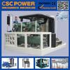 Bottom price !!! 15T bitzer compressor snow machine from CSCPOWER