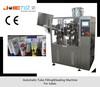 JEF-60 plastic/aluminum tube filling and sealing machine