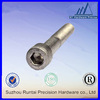 Stainless steel allen type screw with low price