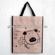 Custom snoopy shopping bag